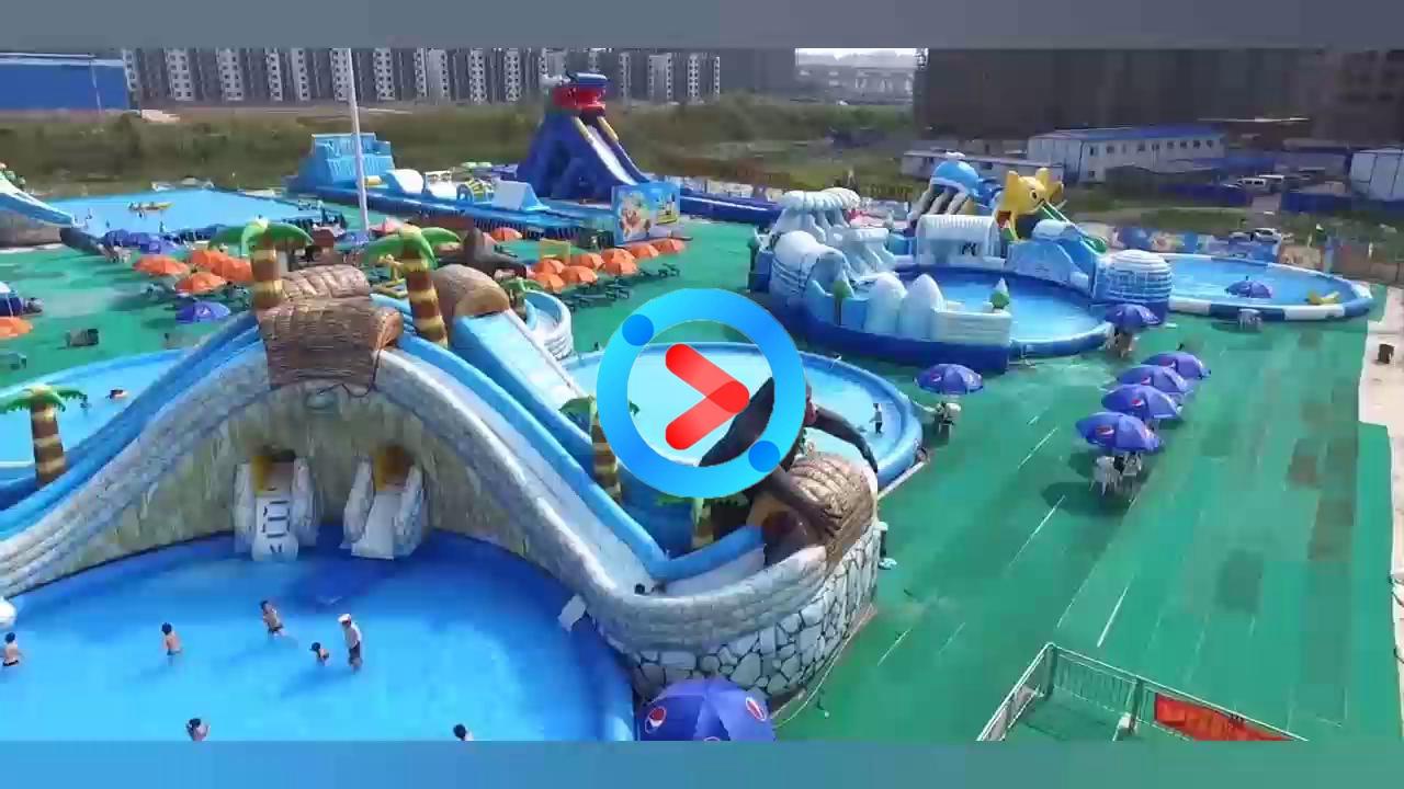 水上乐园客户视频